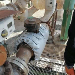 تصویر 2 عایق ژاکتی حرارتی ولو